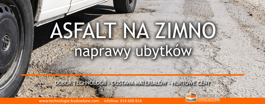 asfalt na zimno
