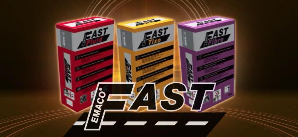 BASF EMACO FAST