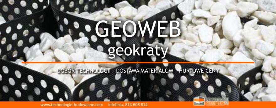 geoweb - ceny hurtowe geokraty