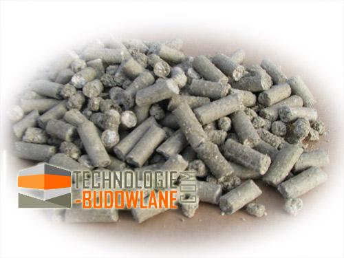 bentonit granulowany luzem IZOBENT10